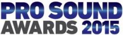 Pro Sound Awards 2015