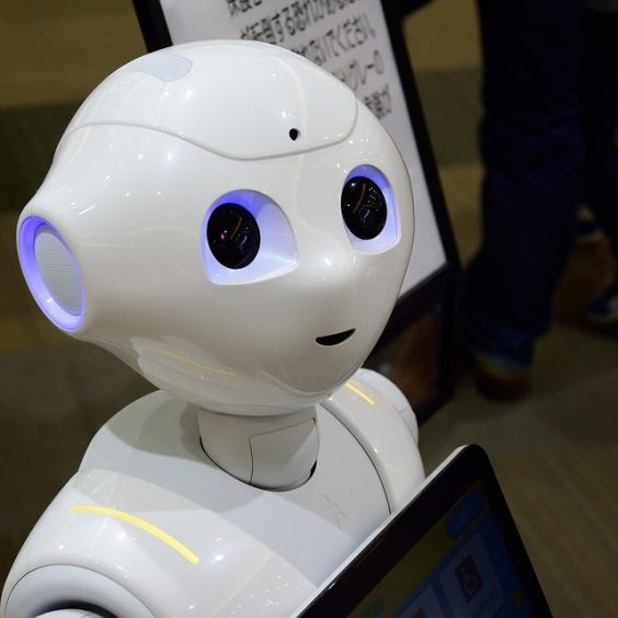 robo-journalism tech PR