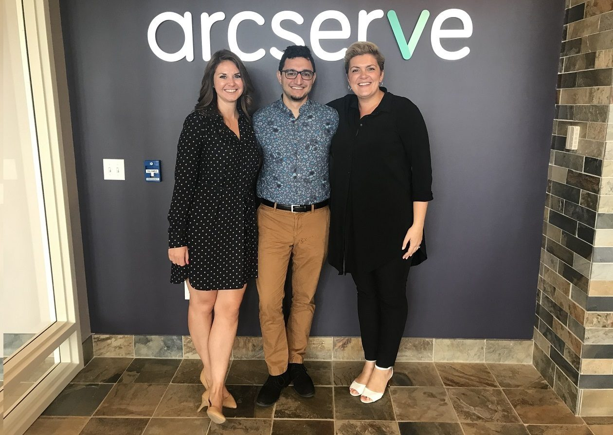 Arcserve and Red Lorry Yellow Lorry PR
