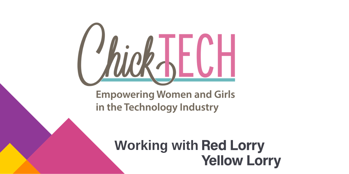 Chicktech - working with the lorries