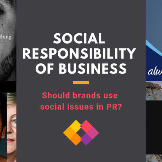 Social Responsibility of Business PR
