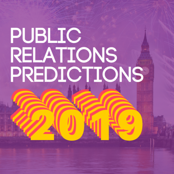 PR Predictions 2019