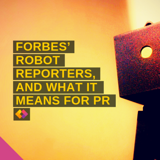 Forbes AI reporters