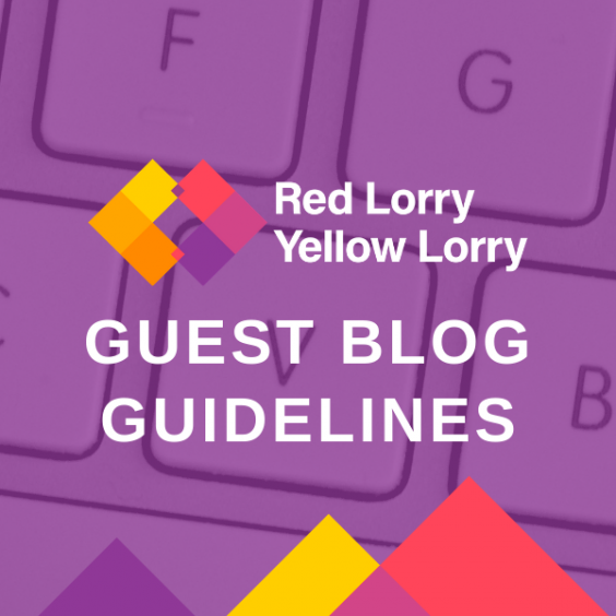 Red Lorry Ye;llow Lorry Guest Blog Guidelines