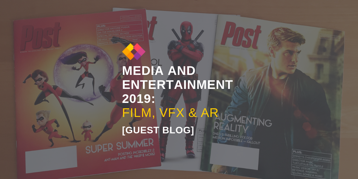 Media and Entertainment Marc Loftus
