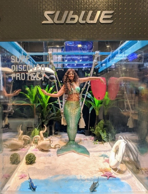 CES Mermaid