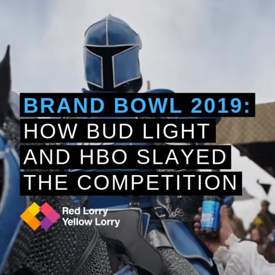 Brand Bowl 2019