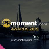 PRmoment awards 2019 nominated
