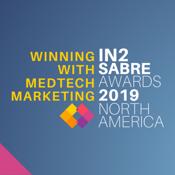 MedTech marketing Sabre Awards