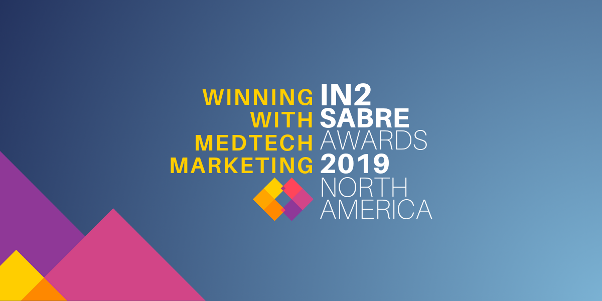 MedTech marketing Sabre Awards