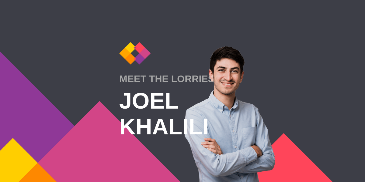 Meet the lorries: Joel Khalili