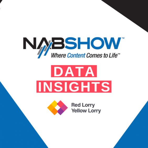 NAB2019 data insights