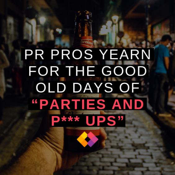 PR Pros Parties
