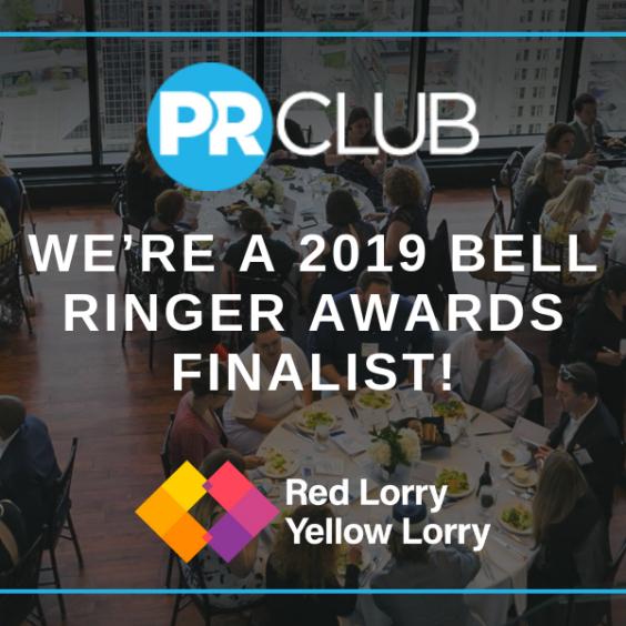 2019 Bell Ringer Awards finalist