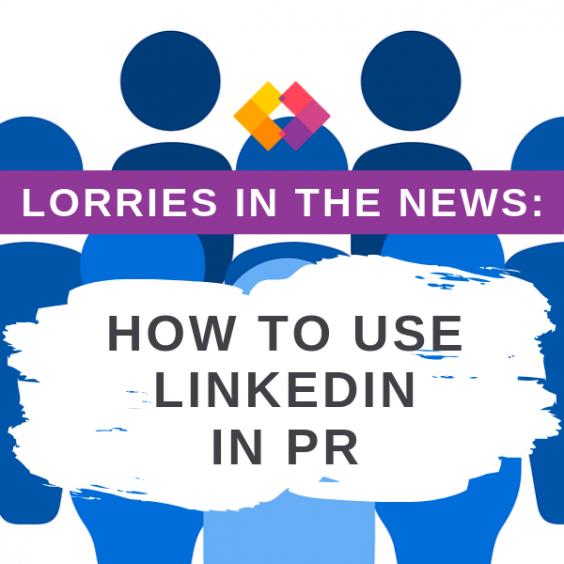LinkedIn PR