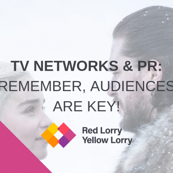 TV networks PR