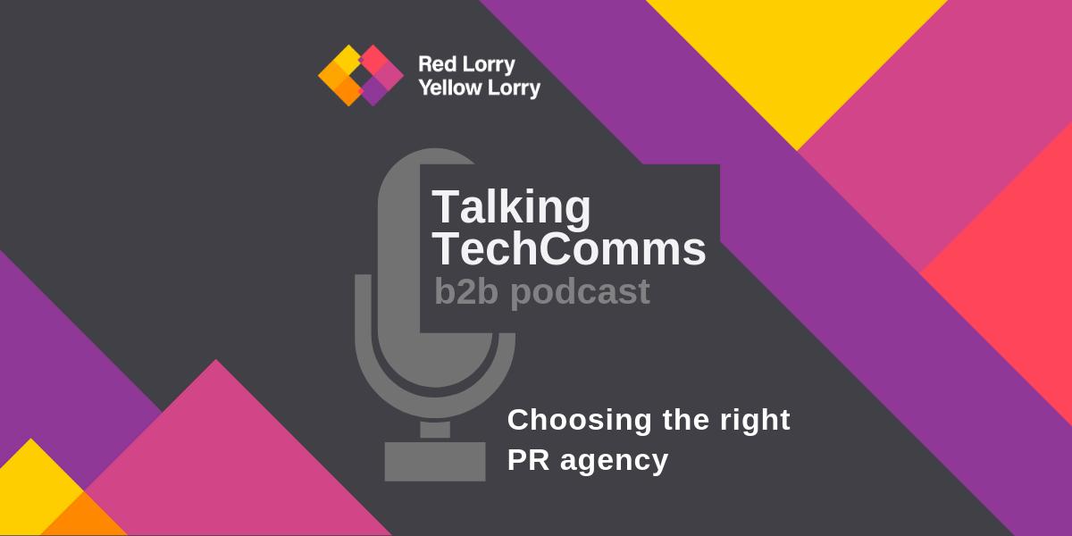 Choosing the right PR agency
